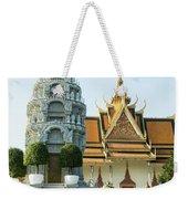 Royal Palace Shrine 03  Weekender Tote Bag
