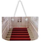 Royal Palace Staircase Weekender Tote Bag