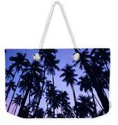 Royal Palm Grove Weekender Tote Bag