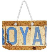 Royal Street - Nola Weekender Tote Bag
