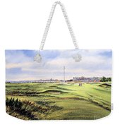 Royal Troon Golf Course Weekender Tote Bag