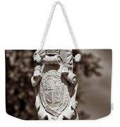 Royal Unicorn - Sepia Weekender Tote Bag