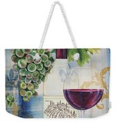Royal Wine-a Weekender Tote Bag