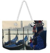 Royals In Blue Weekender Tote Bag