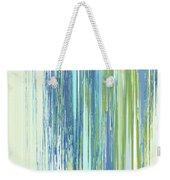 Rainy Street Weekender Tote Bag by Gina Harrison