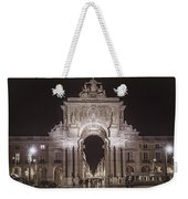 Rua Agusta Arch Lisbon Textured II Weekender Tote Bag