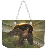 Ruacha - Ruach - Holy Spirit Weekender Tote Bag