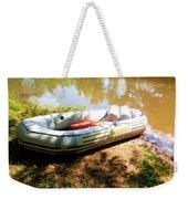 Rubber Boat 1 Weekender Tote Bag