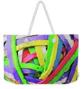 Rubberband Ball I Weekender Tote Bag