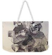 Rubberband Weekender Tote Bag