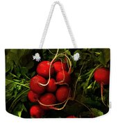 Rubies From The Field Weekender Tote Bag