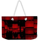 Rubik's Dream Weekender Tote Bag