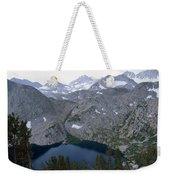 Ruby Lake Weekender Tote Bag