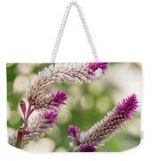 Ruby Parfait Celosia Weekender Tote Bag