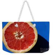 Ruby Red Grapefruit Weekender Tote Bag