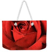 Ruby Rose Weekender Tote Bag
