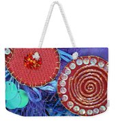 Ruby Slippers 5 Weekender Tote Bag