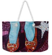 Ruby Slippers Weekender Tote Bag