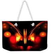 Ruby Wings Weekender Tote Bag