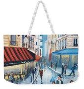 Rue De La Huchette, Paris 5e Weekender Tote Bag