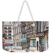 Rue Malpalu, Rouen, France II Weekender Tote Bag