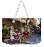 Rue Pairoliere In Nice Weekender Tote Bag