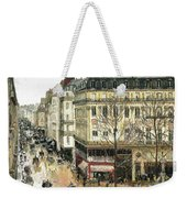 Rue Saint Honore Weekender Tote Bag