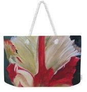 Ruffled Tulip  Weekender Tote Bag