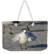 Ruffled Feathers Weekender Tote Bag