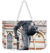 Rugby's Founder William Webb Ellis Weekender Tote Bag
