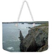 Rugged Coastline  Weekender Tote Bag