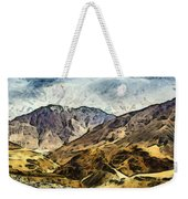 Rugged Mountains Of North India Weekender Tote Bag