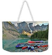 Rugged Relaxation Weekender Tote Bag