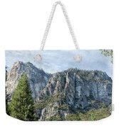 Rugged Valley Walls Weekender Tote Bag