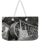 Ruidoso Waterwheel Weekender Tote Bag