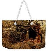 Ruined Temple Weekender Tote Bag