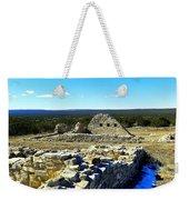 Ruins Of Gran Quivira  Weekender Tote Bag