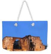 Ruins Of San Nicolas De Bari Hospital Weekender Tote Bag