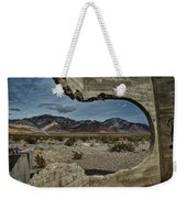 Look Past The Broken To See The Beauty Weekender Tote Bag