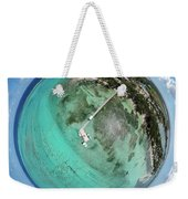 Rum Point Little Planet Weekender Tote Bag