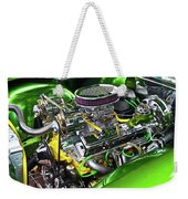 Rumble Engine Weekender Tote Bag