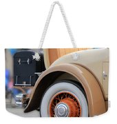 Rumble Seat Weekender Tote Bag