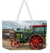 Rumley Oil Pull Tractor Weekender Tote Bag