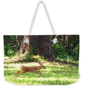 Run Bambi Run Weekender Tote Bag