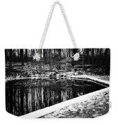 Runeberg's Fountain Weekender Tote Bag