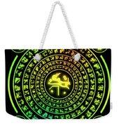 Runes Weekender Tote Bag