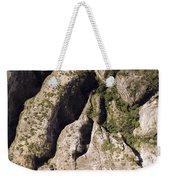Runiiforme Dissected Sandstone Hills Weekender Tote Bag