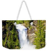 Running Eagle Falls Weekender Tote Bag