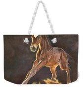Running Foal Weekender Tote Bag