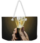 Running Out Of Ideas Weekender Tote Bag